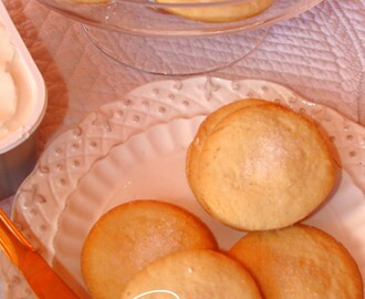 GALLETITAS DE CREMA DE QUESO.
