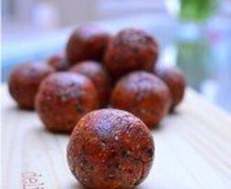 Goji Berry Bliss Balls