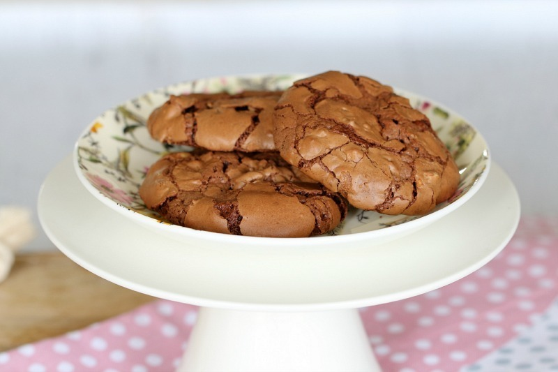 Thermomix Brownie Cookies
