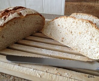 Paul Hollywood's Classic Sourdough