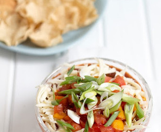 What's Cooking? Favourite Layered Dip Made Over