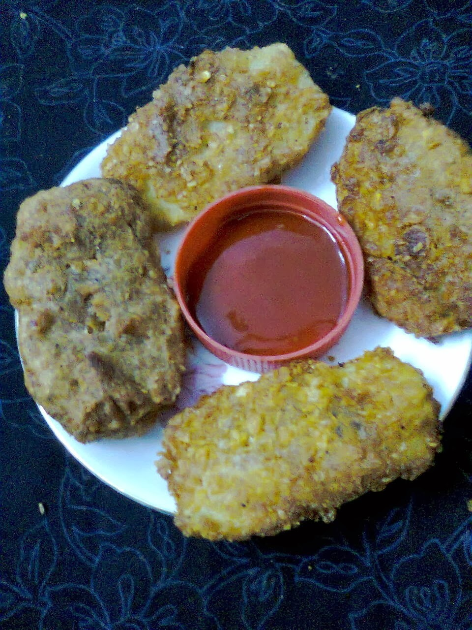 Tilapia Fish Cutlet  - A Easy Party Recipe
