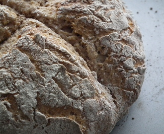 Quick Wholewheat Soda Bread