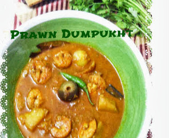 Know Your Food Blogger- Jayati & her Prawn Dumpukht