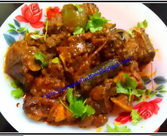 SPICY MUTTON DRY CURRY