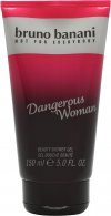 Bruno Banani Dangerous Woman Duschgel 150ml