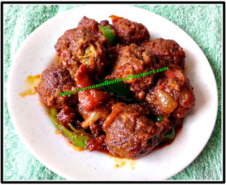 MEATBALL DRY CURRY