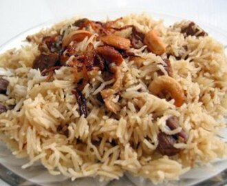 Mutton Yakhni Pulao (Pakistani Pilaf)