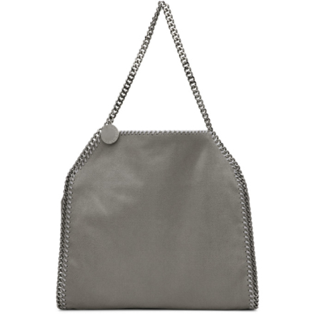 Stella McCartney Grey Small Falabella Tote