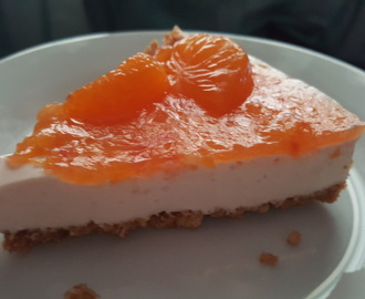 slimming world mandarin cheesecake