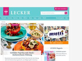 blog.lecker.de