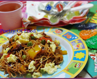 Easy Noodles for Kids...!!!