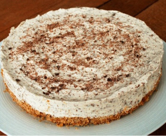 Baileys Cheesecake Recipe - Non Bake