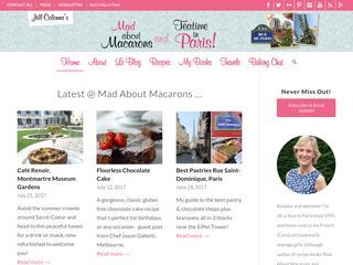 Mad about Macarons! Le blog in Paris