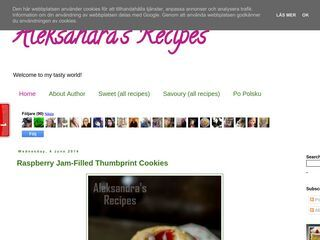 Aleksandra's Recipes