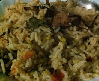 Hyderabadi Mutton Pulao