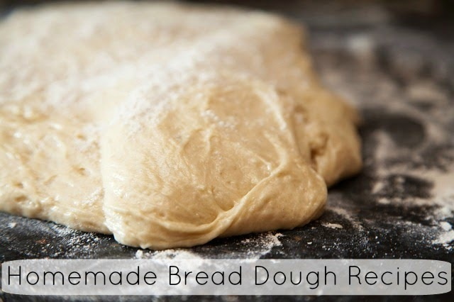 15 Homemade Bread Dough Recipes