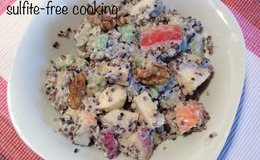 Sulfite free recipes