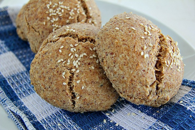 Amazing Bread Rolls – Low Carb & Gluten Free