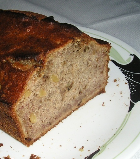 Weekdays banana bread