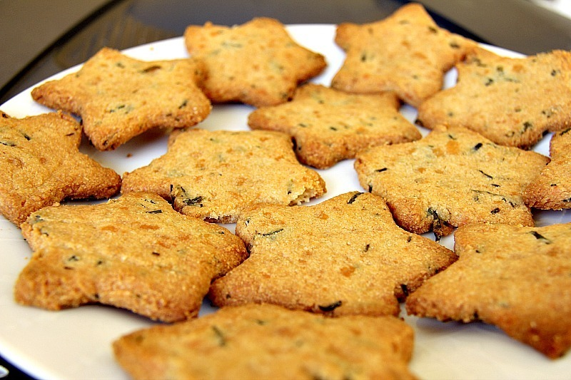 Cheese & Herb Biscuits