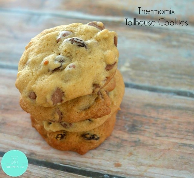 Thermomix Chocolate Chip and Raisin Cookies
