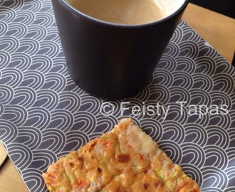 Crustless quiche in the Thermomix (recipe)