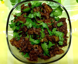 Mutton Sukka / Mutton Chukka / Dry Mutton Masala