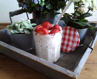 Healthy recept: Overnight oats