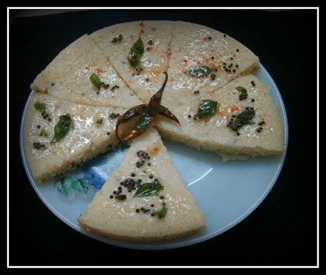 White Dhokla ( Well Known Gujarati Snacks)