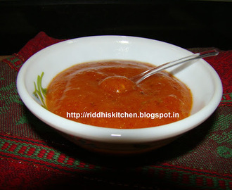 Aam Ki Chutney ( Sweet and Sour , Chatpati Chutney )
