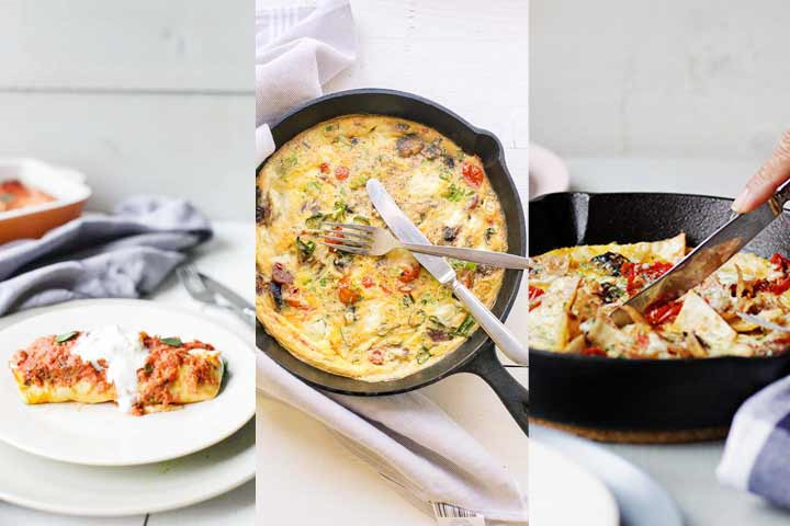 Weekly meal plan 7 delicious egg recipes