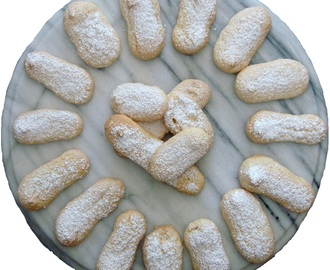 Boudoirs / Lange vingers / Lepelbiscuit