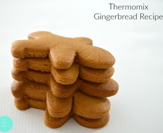 The Best Thermomix Gingerbread Recipe