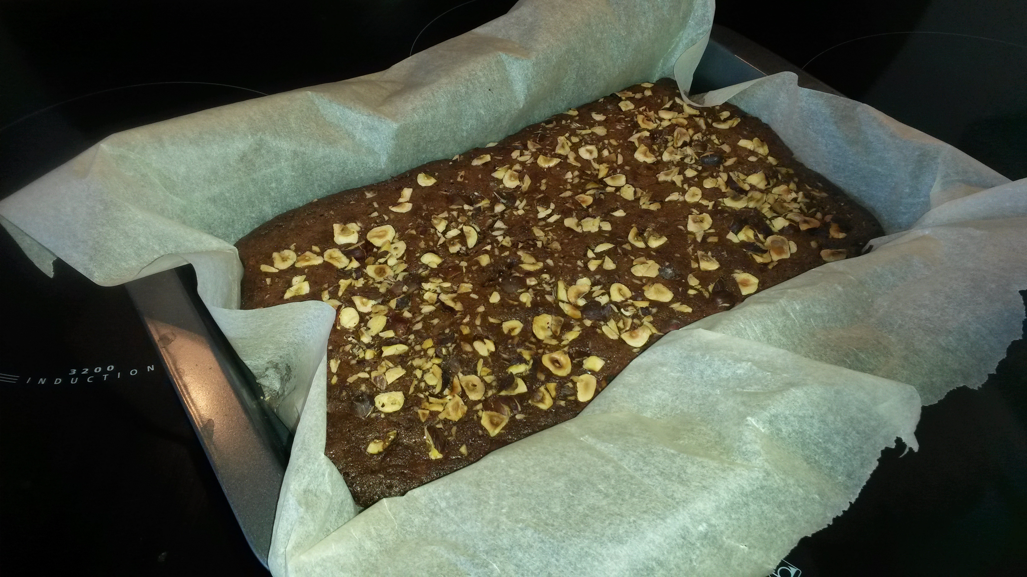 luksus protein brownie
