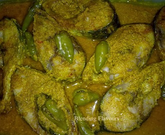 Steamed Hilsa In Mustard Sauce