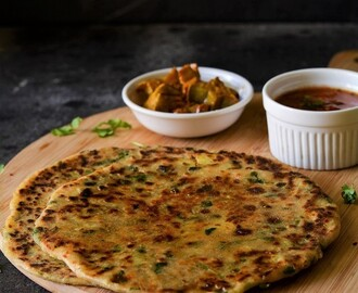 Methi Aloo Paratha, How To Make Aloo Methi Paratha