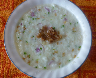 Vendhaya Congee/Fenugreek Porridge