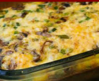 Smokey Mountain Breakfast Casserole Recipe Brings Them To The Table