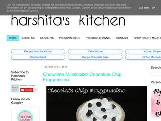 Harshita's Kitchen