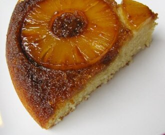 Classic Pineapple Upside Down Cake... by Anna Olson.