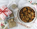 Using leftover Panettone - Jamie Oliver's Christmas Bread and Butter Pudding