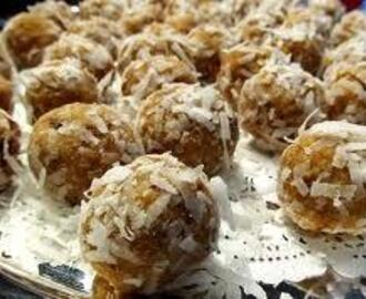 Apricot Coconut Killer Bon Bons for your Holiday Dessert Table