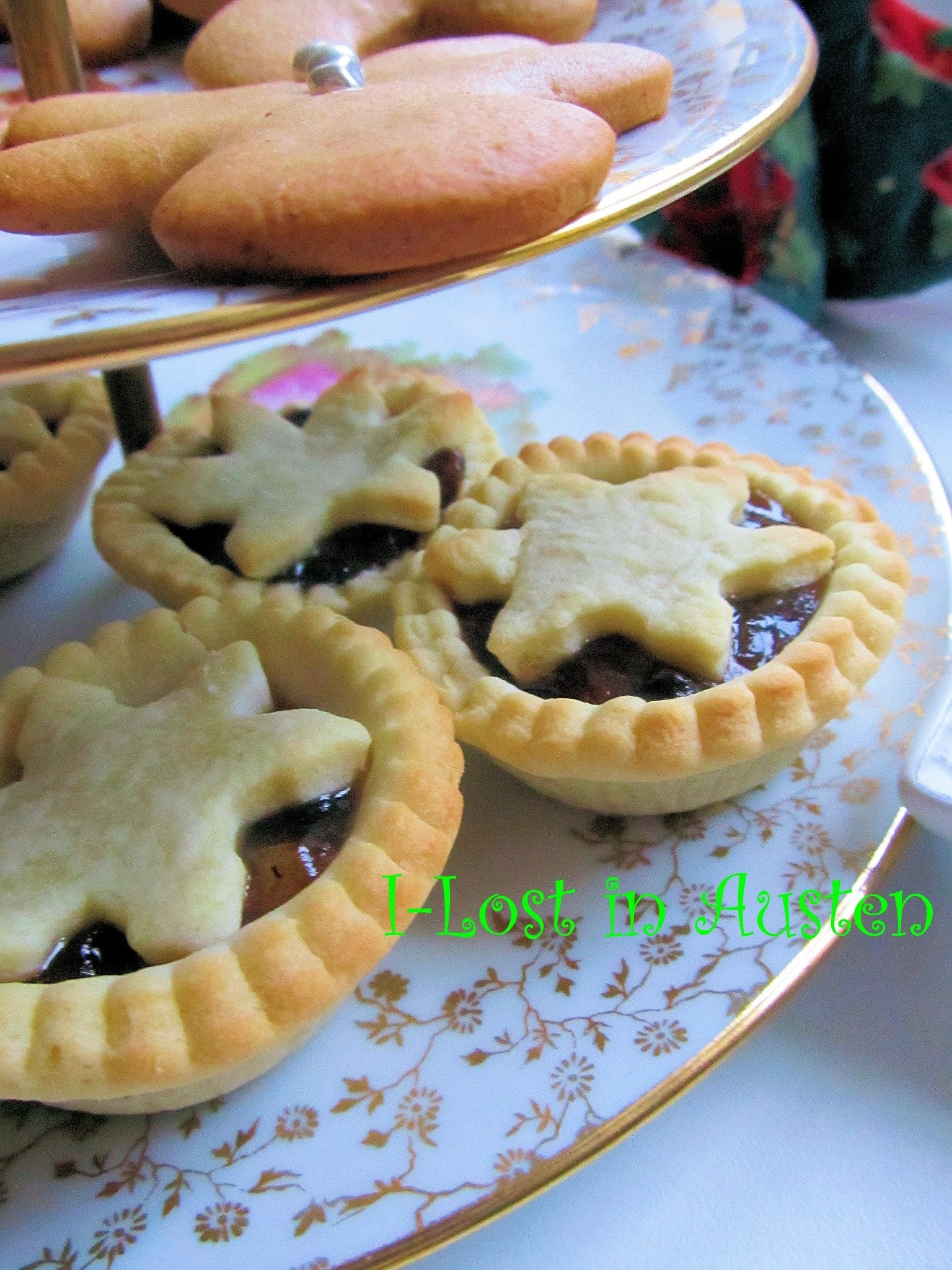 Star-Topped Mince Pies (Nigella Lawson)
