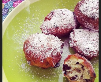 Oliebollen - Dutch Donuts