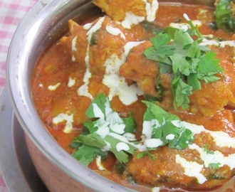 Butter Chicken Recipe - How To Make Indian Butter Chicken - Murgh Makhani Recipe
