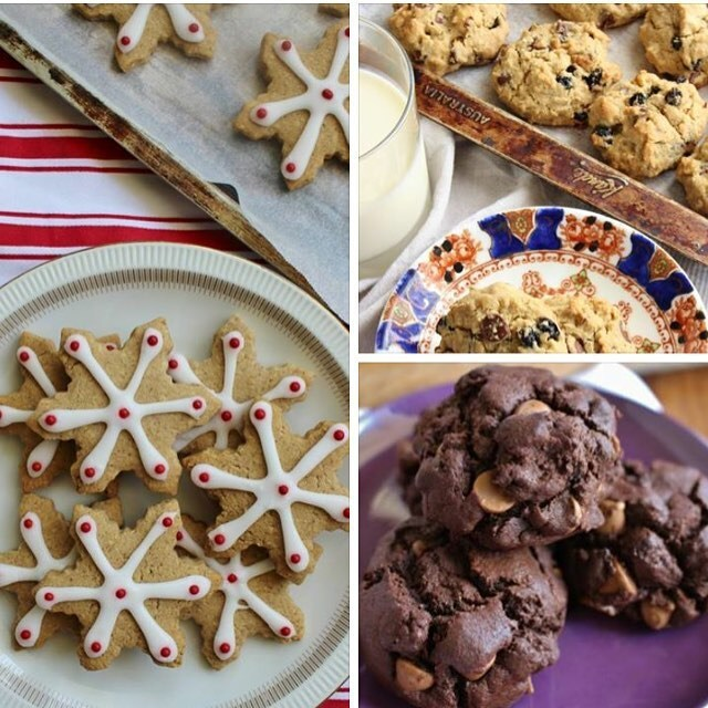 10 Gluten Free Cookies for Christmas