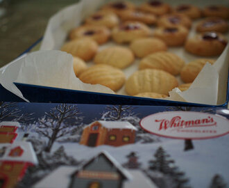 vanilla biscuits in the thermomix