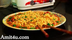 How To Make Maggi Punjabi Tadka