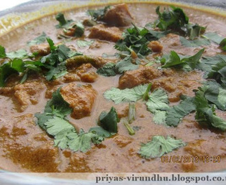 Chettinadu Chicken Curry - South Indian Special